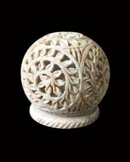Marble Candle Ball
