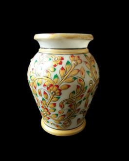 6 Inch Marble Pot